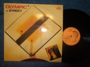Olympic The street Supraphon 1981г LP