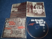 John McLaughlin The heart of things 1997г USA 1stpress CD
