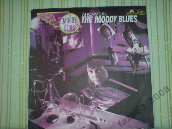 Moody Blues The other side of life Мелодия ЛЗГ LP