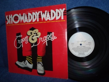 Showaddywaddy Crepes & Drapes UK Arista 1979г LP