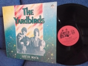 Yardbirds Let it rockRD J.Page E.Clapton J.Beck LP