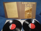 Lighthouse 2LP Live ! Canada GRT 1972г LP
