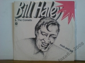 Bill Haley & The Comets Rock and roll Muza LP
