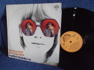 Nad`a Urbankova Spectacled Spectacular Supraphon 1976г LP