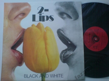 2-Lips Black and white Balkanton 1979г RARE!!! DISCO - FUNK   from Germany На виниле