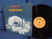 Prague Big Band M.Svoboda Reminiscences 1980г LP