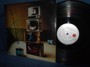 РАСПРОДАЖА Ian Matthews (ex Fairport Convention) Spot of interference Germany 1980г LP
