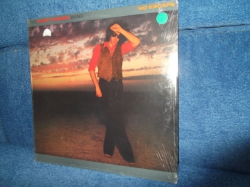 Marc Tanner Band No escape USA Electra 1979г sealed LP