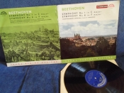 Beethoven Czech Philh.Orch. Symph. ## 1,8 1963г LP