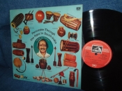 T.V. Gopalakrishnan & Party Percussion Through The Ages In South India 1985г LP