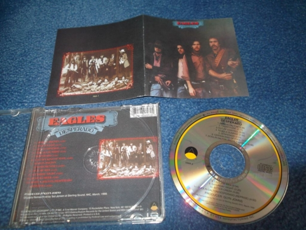 Eagles Desperado 1973(1999)г CD