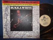 Bukka White Legacy of the Blues vol.1 Poljazz LP