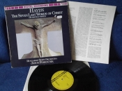 Hungarian State Orch. Haydn Seven last words LP