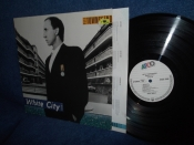 Pete Townshend (Who) White city: a novel Germany ATCO 1985г David Gilmour LP