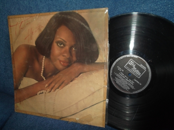 Thelma Houston The devil in me India Tamla Motown 1977г LP