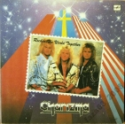 Charizma (Swedish hard rock) Rockin` the world together 1991г LP