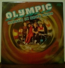 Olympic Hidden in your mind Supraphon 1986г LP
