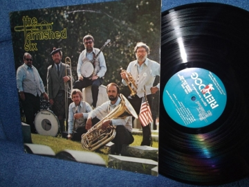 РАСПРОДАЖА Tarnished Six Moving willie`s grave Canada 1982г LP