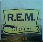 R.E.M. Out of time BRS 1991г На виниле