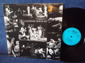 Jazzbuhne Berlin`83 East Germany Amiga LP