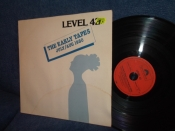Level 42 (jazz-funk) The early tapes Germany 1980г LP