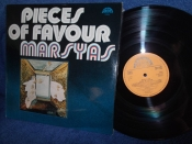 Marsyas Pieces of favour Supraphon 1982г LP