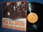 Wild Bill Davison + Classic Jazz Collegium LP
