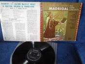 Madrigal (Romanian choral ensemble) Electrocord LP