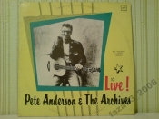 Pete Anderson + The Archives Live ЛЗГ На виниле