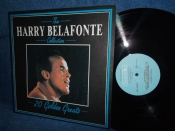 Harry Belafonte Collection 20 golden greats LP