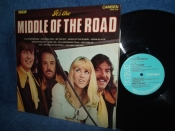 Middle Of The Road Drive on (It's The Middle Of The Road) UK RCA Camden 1973г LP
