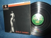 Shirley Bassey 1961г 1st press UK Columbia (green label) LP
