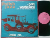 Gold Washboard Rollin on Muza 1974г На виниле