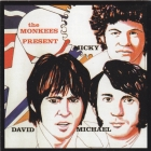 Monkees The Monkees present Micky, David, Michael 1969(2011)г. CD