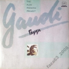 Alan Parsons Project Gaudi Мелодия LP