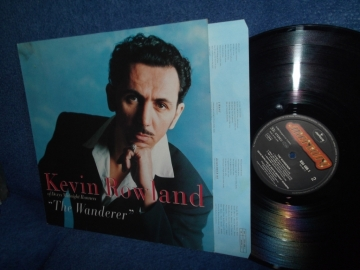 Kevin Rowland (Dexys Midnight Runners) The Wanderer Holland 1988г feat. and producer Deodato LP