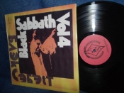 Black Sabbath	Vol 4 (1972г)		SNC	1990г  EX На виниле