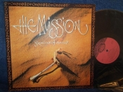 Mission (gothic rock)Grains of Sand Ладъ 1990г LP