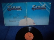Sailor The third step Holland 1976г LP