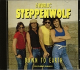 Steppenwolf Down to earth 1982(1993)г Trace Trading ФИРМ NO IFPI CD