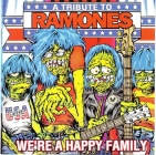 Tribute To Ramones Metallica, Kiss,Tom Waits CD
