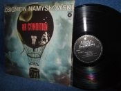 Zbigniew Namyslowski Air condition. Follow your kite Poland Muza 1980г LP