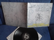 Sugarcubes (Bjork) Here Today... 1989г Germany LP