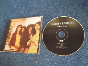 Golden Earring Seven tears 1971(2001)г CD