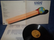 Karat Der blaue planet 1982г West Germany Pool LP