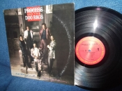 Process And The Doo Rags (funk, soul, R`N`B) Colorful changes USA 1987г LP