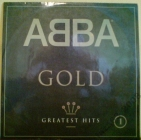 ABBA Gold Greatest hits(1) 1992г LP