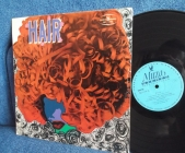 Boston Light Operatic Society HAIR Muza 1974г LP