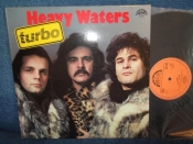 Turbo ( Hard rock) Heavy waters 1985г Supraphon LP