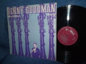 Benny Goodman Portrat in swing Amiga 1971г LP